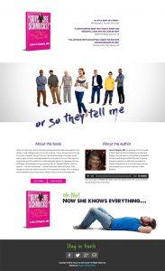 Guys Are Schmucks Guys Are Schmucks Website Design by Rough & Ready Media