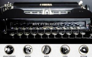Roy Furchgott Website Design by Rough & Ready Media