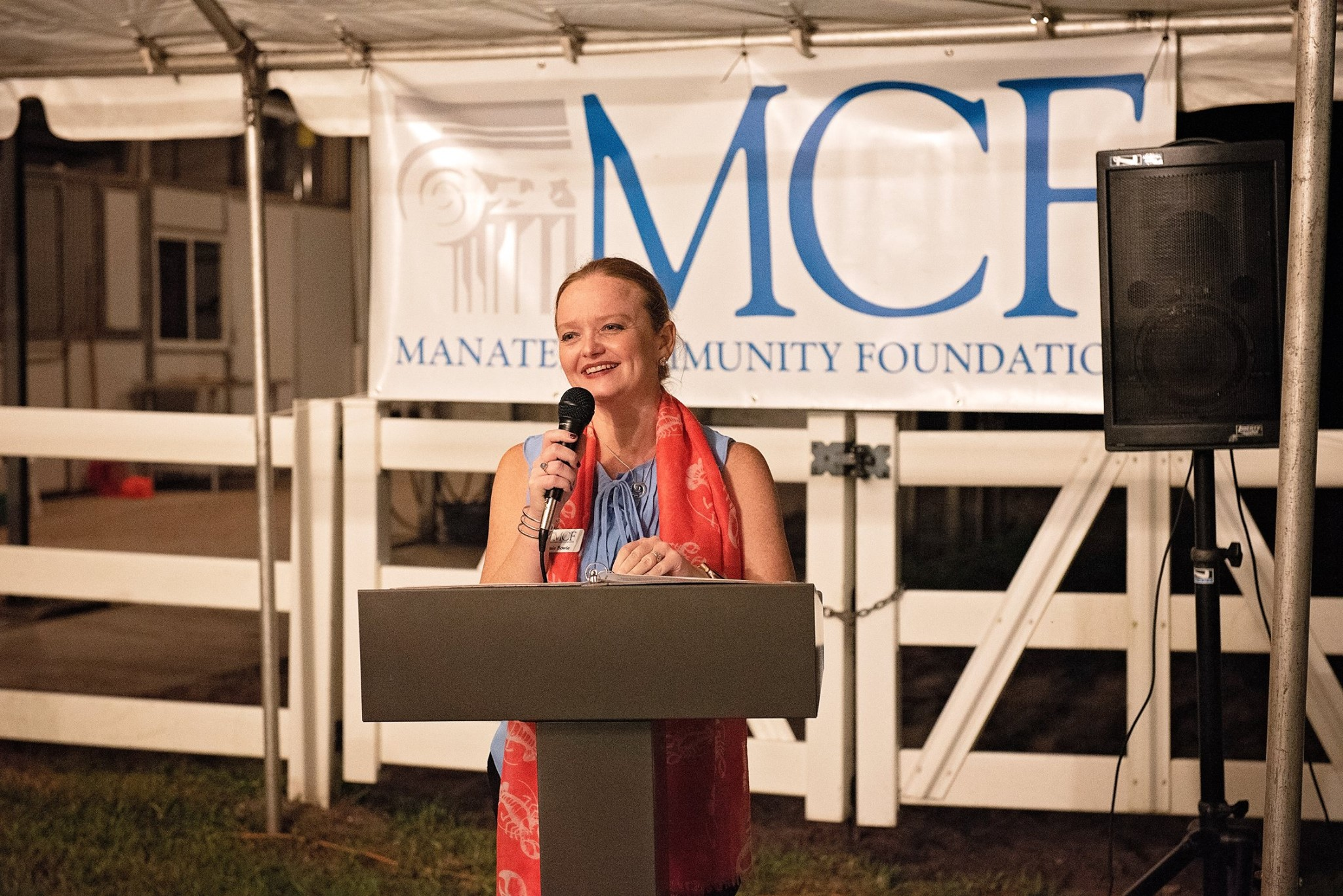 Susie Bowie, Manatee Community Foundation