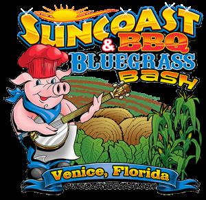 Suncoast BBQ & BLuegrass Bash logo