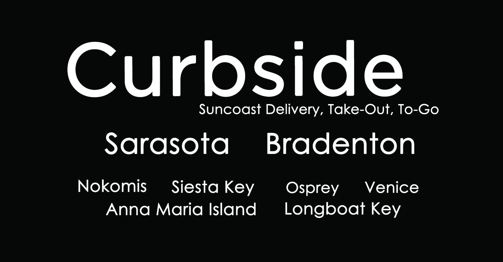 Curbside Suncoast Food & Drink To Go